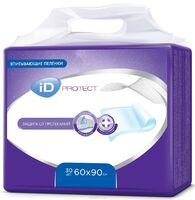 Пеленки iD protect 60х90см 30шт/уп