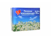 Пеленки MiniMax 60х90см 30шт/уп