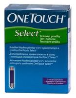 Тест-полоски ONETOUCH SELECT (уан тач селект)
