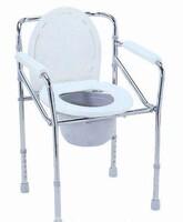 Кресло-туалет складное CA616 Тривес