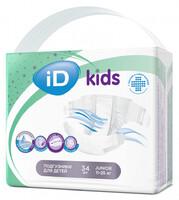 Подгузники для детей iD kids 11-25кг 34шт/уп