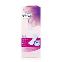Тена Леди Ультра Мини / Tena Lady Ultra Mini - урологические прокладки для женщин, 14 шт.