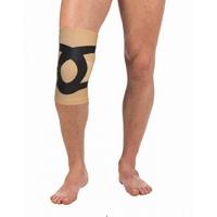 Бандаж компрессионный на коленный сустав (с усиливающими лентами) ТРИВЕС Т-8521
