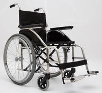 """Кресло-коляска базовое Ortonica BASE (алюминиевая рама)  100 18"""" UU 45,5 см"""