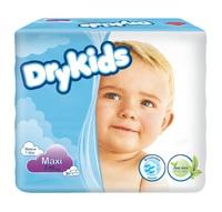 Детские подгузники Dry Kids 7-18 кг 30 шт