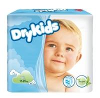 Детские подгузники Dry Kids 11-25 кг 30шт. С экстрактом Алое Вера
