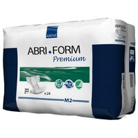 Abena Abri-Form Premium / Абена Абри-Форм Премиум - подгузники для взрослых M2, 24 шт.