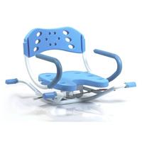 Сиденье для ванны Ortonica Lux 450поворотное