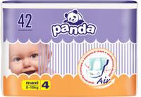 Детские подгузники PANDA 8-18 кг 42 шт