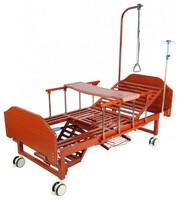 Кровать механическая Med-Mos YG-6 (MM-2124Н-13) с туалетным устройством и функцией «кардиокресло»
