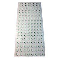 Аппликатор с пластмассовыми иглами 260х560 мм (инд. упак), спантекс