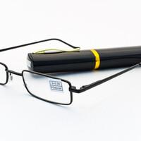 Очки-ручка для чтения в футляре, лекторские,  Focus 8029