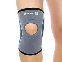 Ортопедический бандаж на колено с надпателлярной вырезкой арт.RB 7754 размер L,M