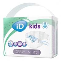 Подгузники iD KIDS midi 4-9 кг 42 шт/уп