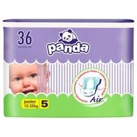 Детские подгузники Panda 12-25 кг 36 шт