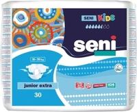 Подгузники для детей Seni Kids Junior Extra, 15-30 кг, 30 шт.