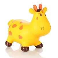 Мяч гимнастический Жираф арт м-311